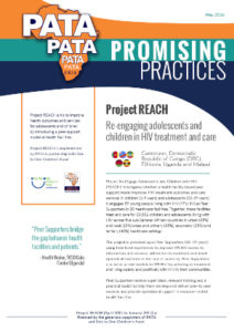 Re-engaging adolescents and children in HIV treatment and care