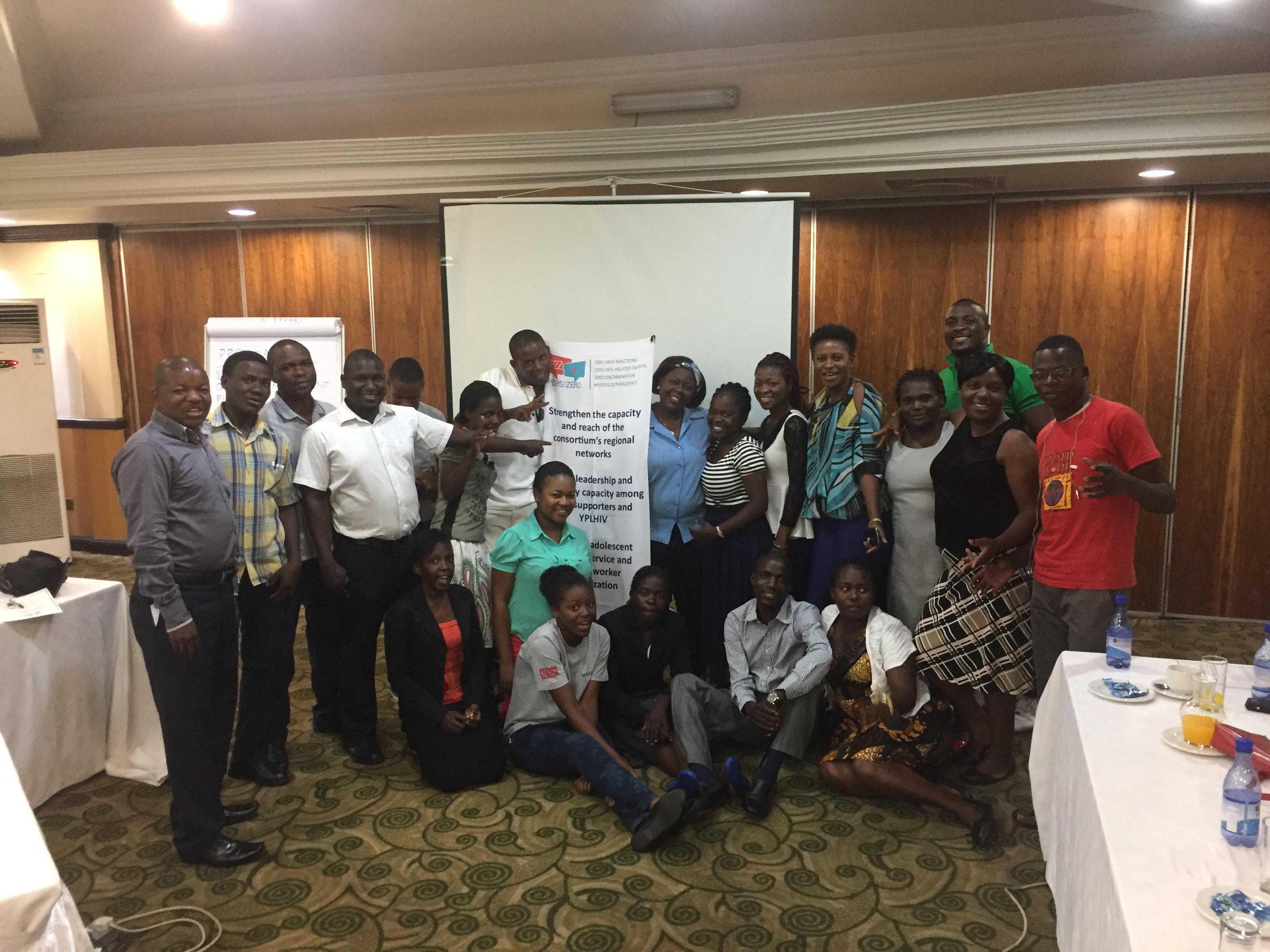 P2Z 2016 Blantyre, Malawi Local Forum