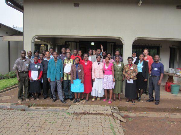 PATA 2012 Zomba, Malawi Local Forum