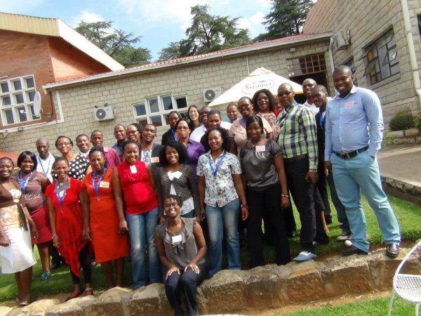 PATA 2013 Leribe, Lesotho Local Forum