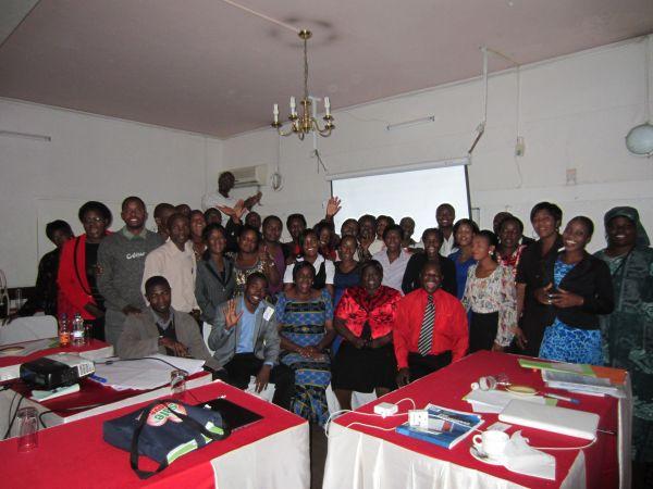 PATA 2013 Lusaka, Zambia Local Forum