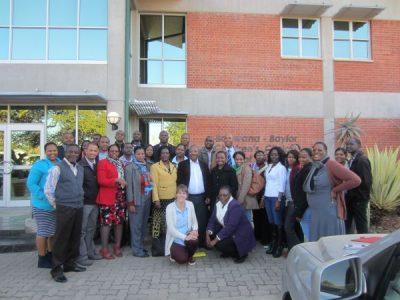 PATA 2014 Gaborone, Botswana Local Forum