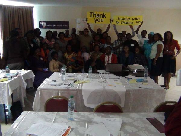 PATA-PACF 2015 Partner Initiation Forum, Lagos, Nigeria