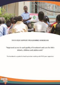 PATA Peer Support Programme Handbook