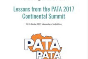 Lessons from the PATA 2017 Continental Summit