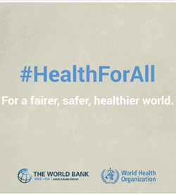 #HealthForAll is about more than Universal Coverage … it's about #ZeroDiscrimination