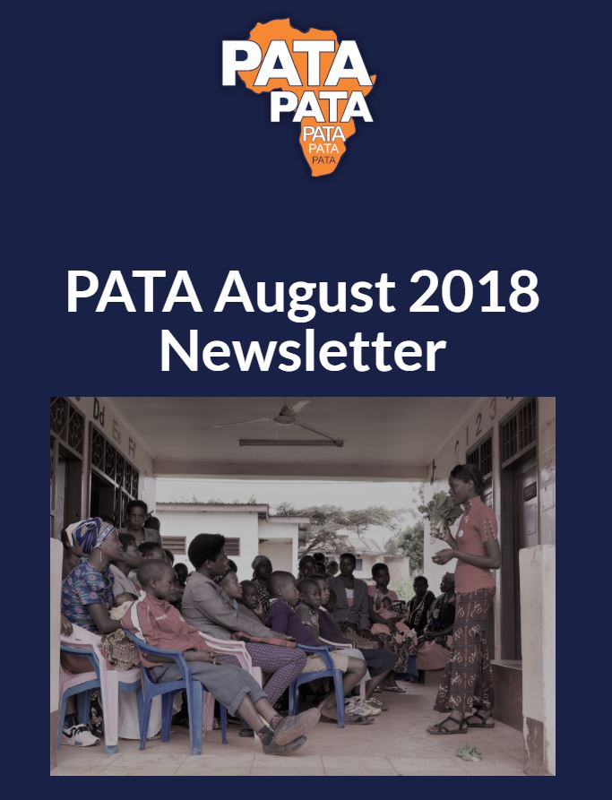How do we create safe spaces for youth? PATA August Newsletter