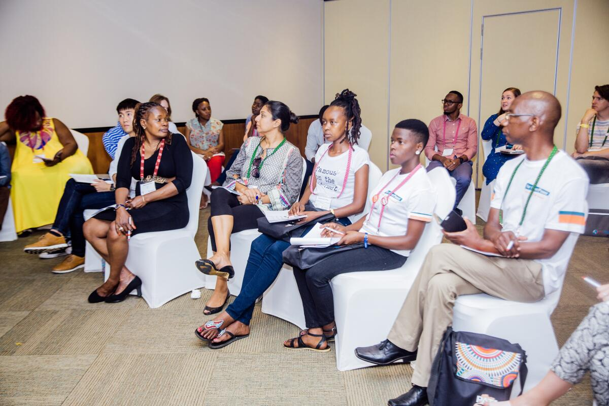 Paediatric - Adolescent Treatment Africa PATA 2018 Youth Summit Day 1