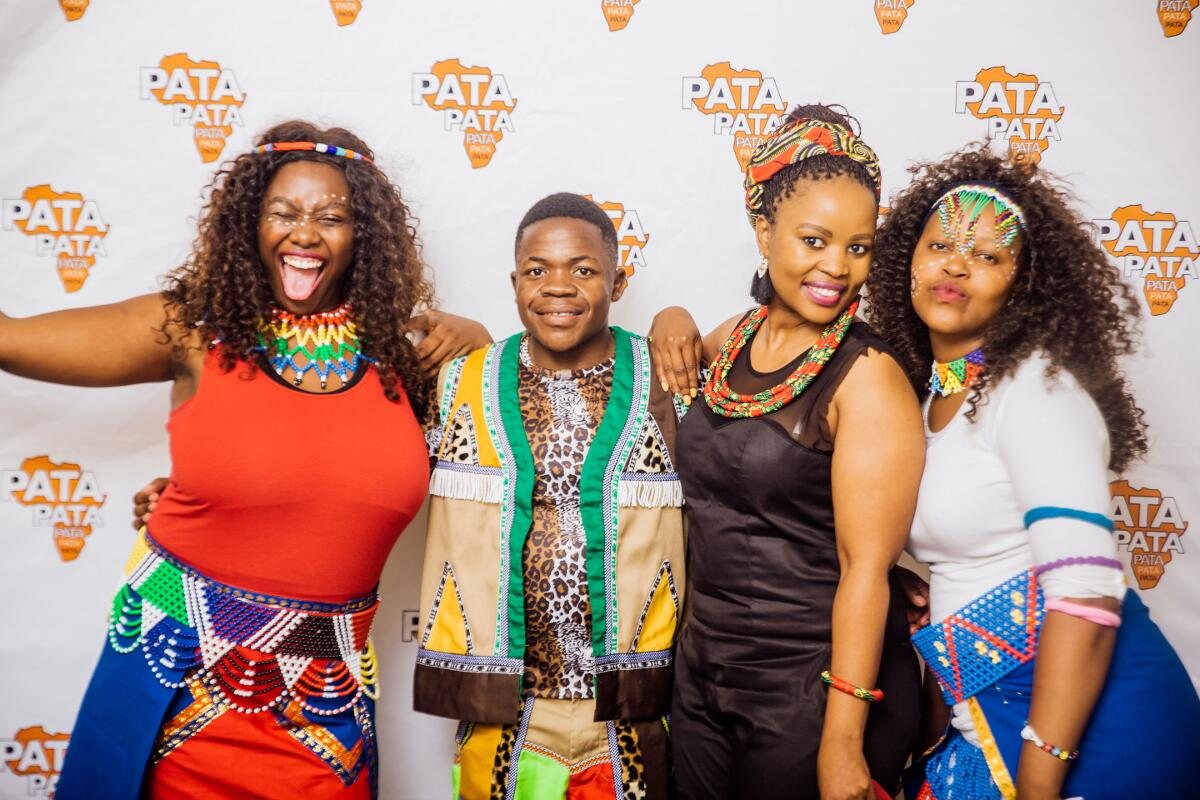 PATA 2018 Youth Summit Gala Dinner