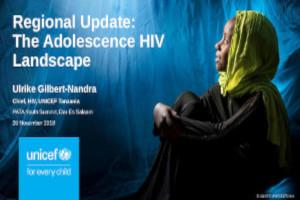 Regional-update_The-adolescence-HIV-landscape