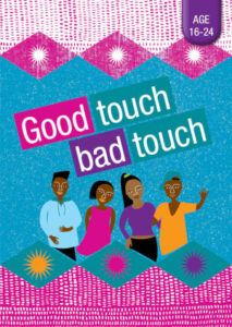 good touch bad touch (age 16 - 24)