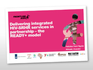 Delivering integrated HIV-SRHR services in partnership - the READY+ model