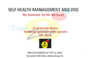 Self Health Management and DSD