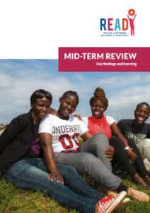 READY+ mid-term review: Key findings and learning