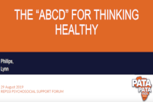 The ABCD of thinking healthy