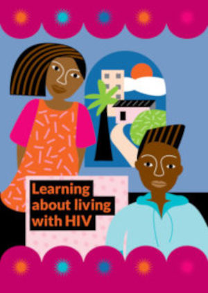 Learning about living with HIV