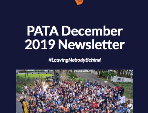 PATA December 2019 newsletter