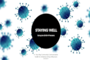 Staying well during the COVID-19 pandemic