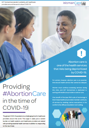 Providing #AbortionCare in the time of COVID-19