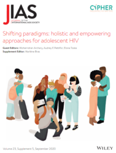 Shifting paradigms: holistic and empowering approaches for adolescent HIV
