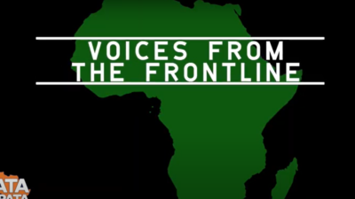 Voices from the frontline of HIV service delivery during COVID-19