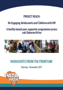 PATA Project Reach - Highlights from the Frontline
