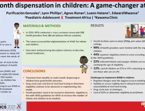 Multi-Month Dispensation in Children: A Game Changer at No Cost