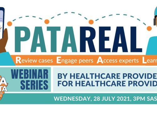 PATA REAL, 28 July 2021- Recording